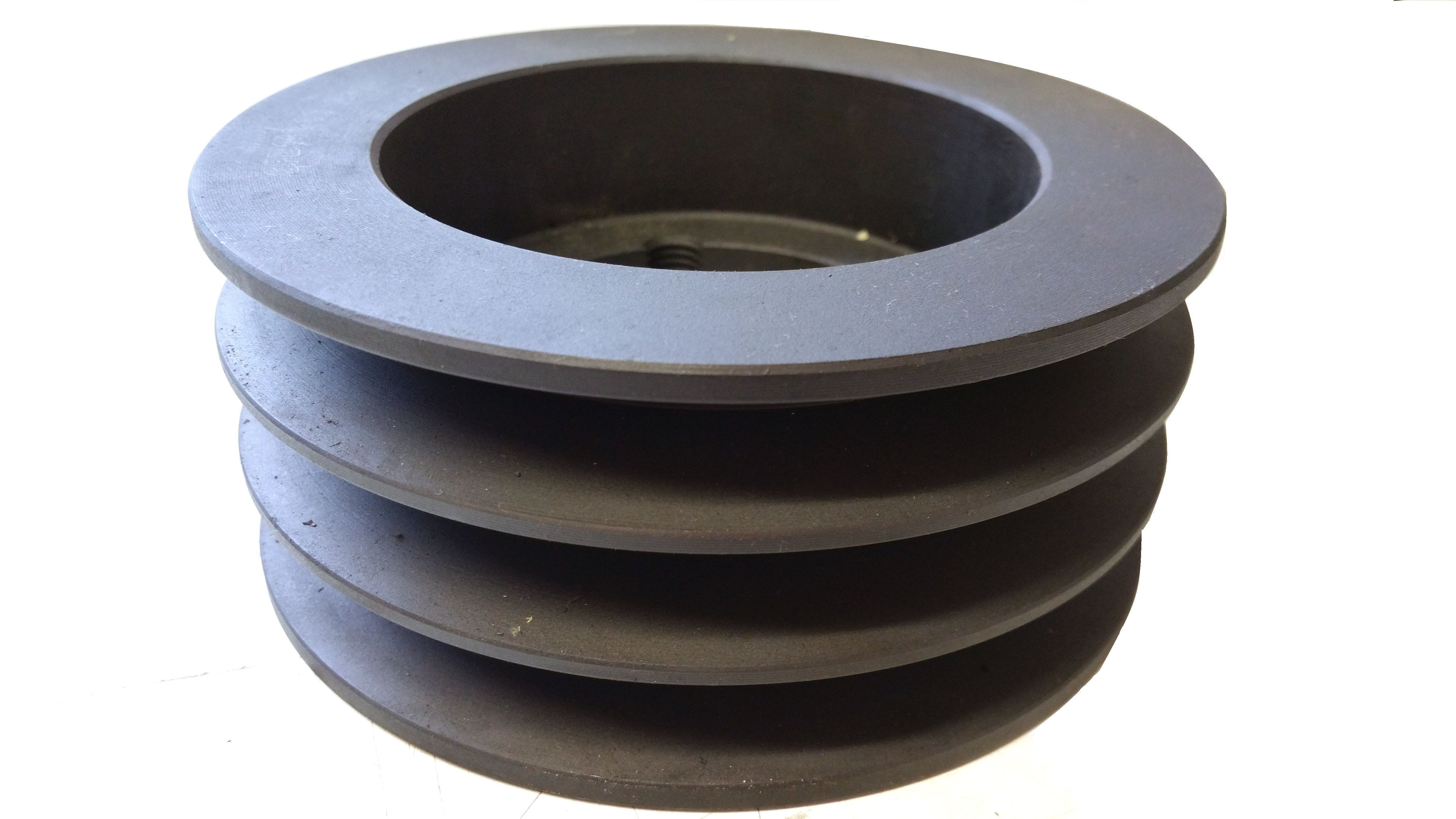 SPA400x5 GROOVE (suits 3525 taper lock) V BELT PULLEY 400mm 5 GROOVE